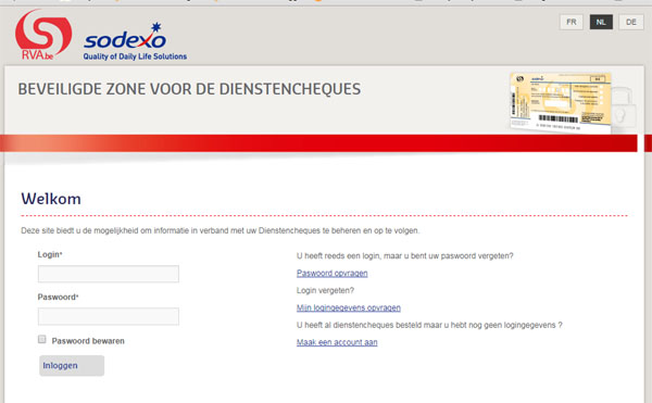 sodexo website